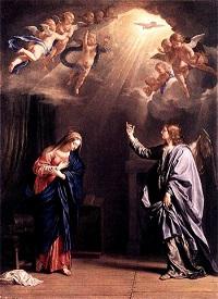 présentation faite à Marie